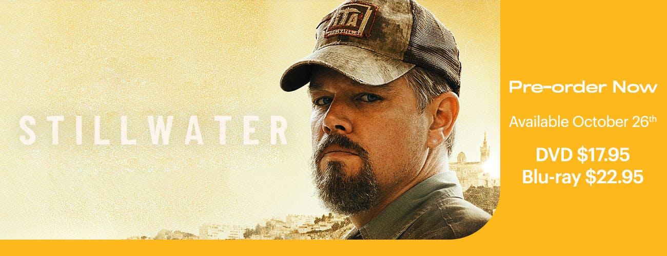 Stillwater (Matt Damon)