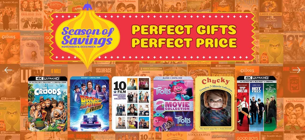 Season of Savings: Perfect Gifts - Perfect Price