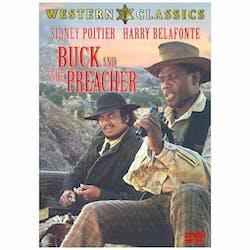 Buck and the Preacher [DVD]