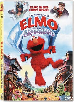 The Adventures of Elmo in Grouchland [DVD]