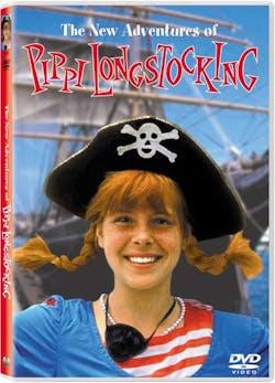 The New Adventures of Pippi Longstocking [DVD]