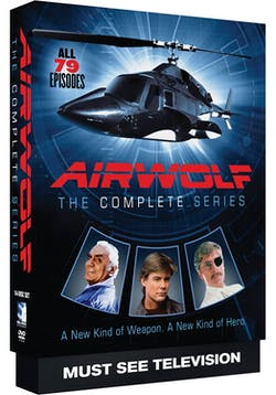 Airwolf: The Complete Series [DVD]