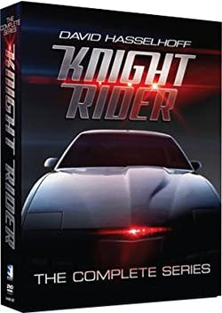 Knight Rider - The Complete Series [DVD]
