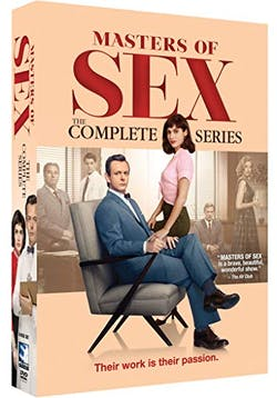 Masters Of Sex - The Complete Series [DVD]