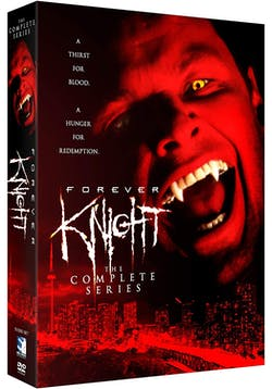 Forever Knight - The Complete Series [DVD]