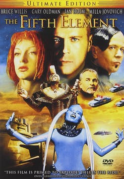 The Fifth Element (Ultimate Edition) [DVD]