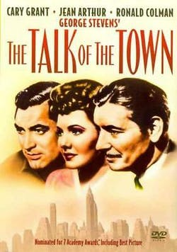 The Talk of the Town [DVD]