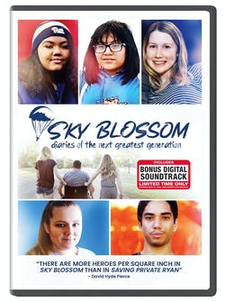 Sky Blossom [DVD]