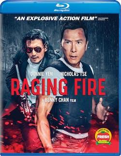 Raging Fire [Blu-ray]