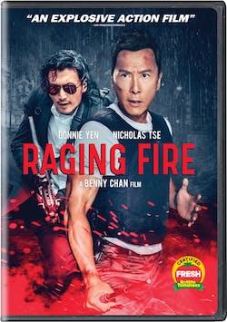 Raging Fire [DVD]