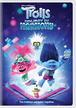 Trolls: Holiday in Harmony [DVD]