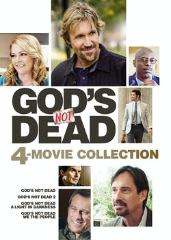 God's Not Dead: 4-movie Collection (Box Set) [DVD]