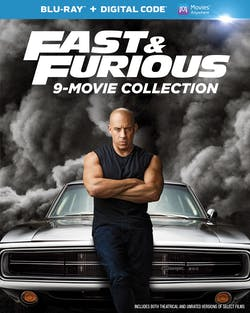 Fast & Furious: 9-movie Collection (Box Set) [Blu-ray]