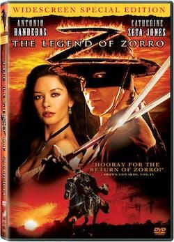 The Legend of Zorro [DVD]