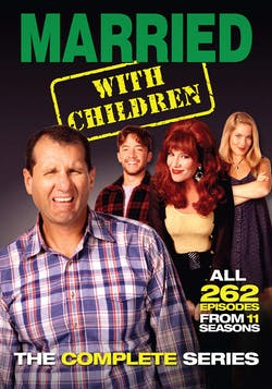 Married…With Children - Complete Series [DVD]