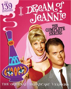 I Dream of Jeannie - Complete Series [DVD]