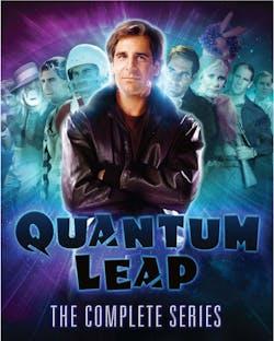 Quantum Leap - The Complete Series [DVD]