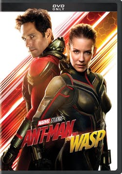 Ant-Man and the Wasp [DVD]