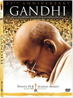 Gandhi (25th Anniversary Edition) [DVD]