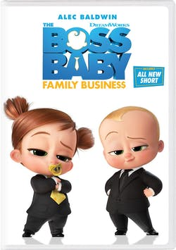 The Boss Baby: Family Business [DVD]