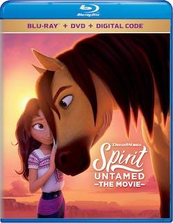 Spirit Untamed (with DVD) [Blu-ray]