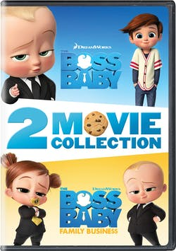 The Boss Baby 2-movie Collection [DVD]