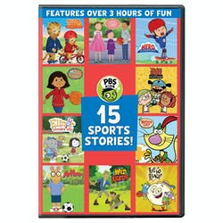 PBS Kids: 15 Sports Stories [DVD]