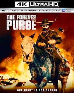 The Forever Purge (4K Ultra HD + Blu-ray) [UHD]