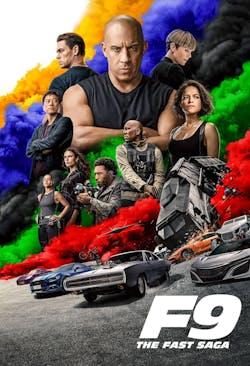 F9: The Fast Saga [DVD]