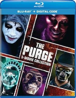 The Purge: 5-movie Collection (Box Set) [Blu-ray]