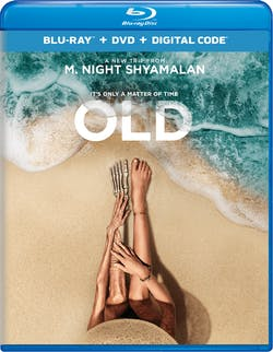 Old (with DVD) [Blu-ray]