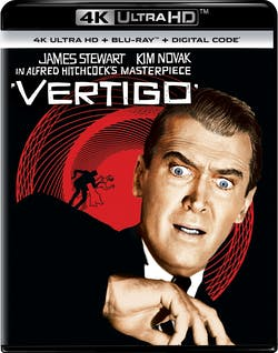 Vertigo (4K Ultra HD + Blu-ray) [UHD]