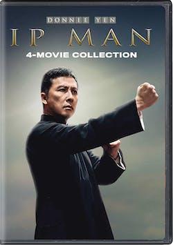 Ip Man 1-4 (Box Set) [DVD]