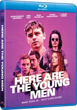 Here Are the Young Men [Blu-ray]