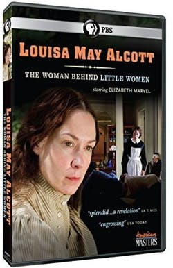 American Masters: Louisa May Alcott - The Woman Behind Little Wom [DVD]