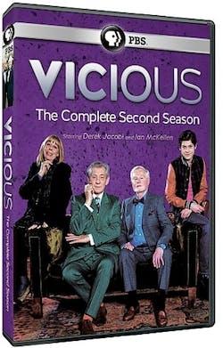 Vicious: Series 2 [DVD]