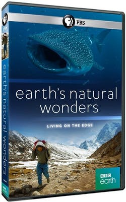 Earth's Natural Wonders [DVD]