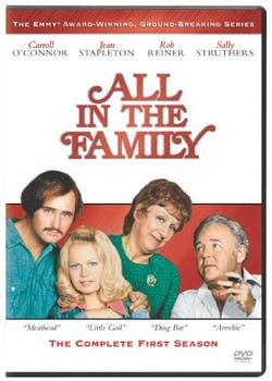 All in the Family: Season 1 (Box Set) [DVD]