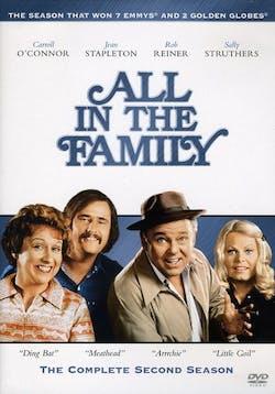 All in the Family: Season 2 (Box Set) [DVD]
