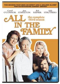 All in the Family: Season 3 (Box Set) [DVD]