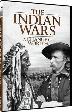 The Indian Wars: A Change of Worlds [DVD]
