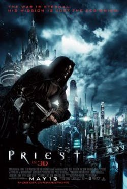 Priest [DVD]