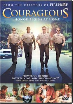 Courageous [DVD]