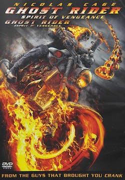 Ghost Rider: Spirit of Vengeance [DVD]
