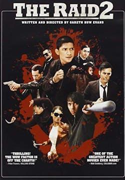 The Raid 2 [DVD]