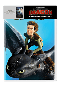 How To Train Your Dragon Gift Set (Includes Fabric Banner) [DVD]