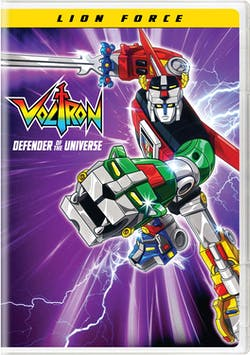 Voltron - Defender of the Universe: Lion Force [DVD]
