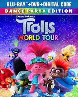 Trolls World Tour (Dance Party Edition DVD + Digital) [Blu-ray]
