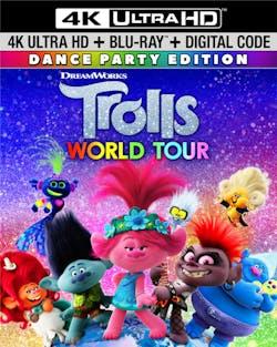 Trolls World Tour (Dance Party Edition 4K Ultra HD + Digital) [UHD]