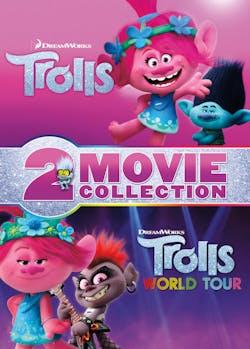 Trolls/Trolls World Tour [DVD]